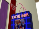 Excalibur Shops Character Advertisement